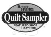 Quilt Sampler featured shop logo